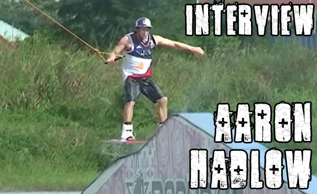 Aaron Hadlow interview